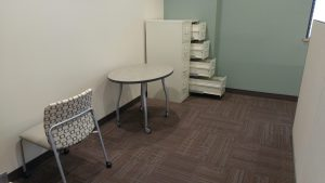 After: Dash DDX Document Archiving system rids users of filing cabinets, opens up floor space