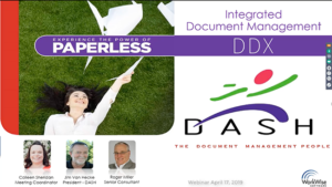 Intro to DDX for WorkWise ERP
