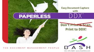 Print-to-DDX